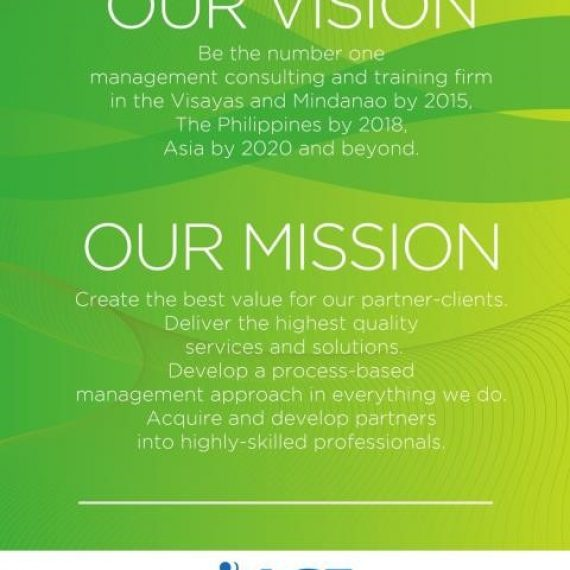 AGF Vision Mission