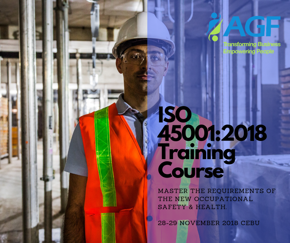 ISO 45001:2018 Occupational Health And Safety Management
